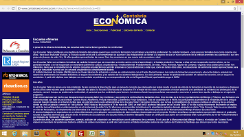 captura imagen noticia publicada en http://www.cantabriaeconomica.com/index.php?envio=noticia&idnoticia=420